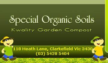 Special Organic Soils Logo